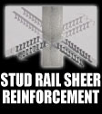 Stud Rail Shear Reinforcement